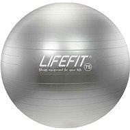 Lifefit anti-burst 75 cm, stříbrný