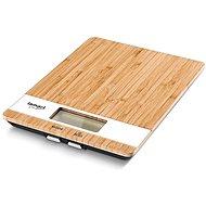 Lamart LT7024 Kuchyňská váha hnědá Bamboo