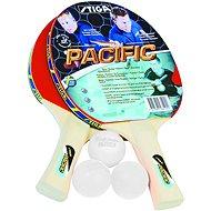 Stiga Set Pacific - 2 pálky a 3 míčky