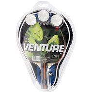 Stiga Set Venture - 1 pálka, 3 míčky a obal