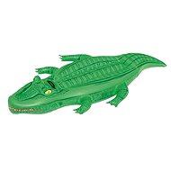 Nafukovací krokodýl s držadlem, 167 x 89 cm