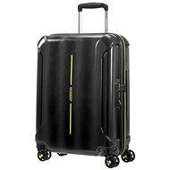 American Tourister Technum Spinner 55 Black Blurred