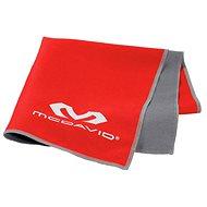 McDavid uCool Cooling Towels, červená