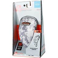 Shock Doctor 208 Soft Cup, bílá M
