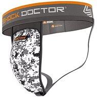 Shock Doctor suspenzor se Soft Cup vložkou 234, bílá XL