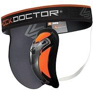 Shock Doctor 329, šedá XL