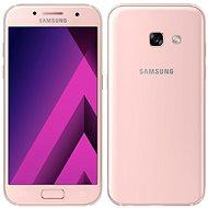 Samsung Galaxy A3 (2017) ružový