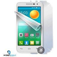 ScreenShield pro Alcatel One Touch Pop D5 5038D na celé tělo telefonu