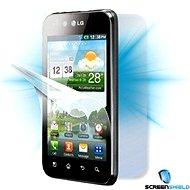 ScreenShield pro LG Optimus Black (P970) pro celé tělo telefonu