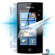 ScreenShield pro Samsung Omnia W (i8350) na celé tělo telefonu