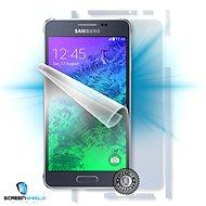 ScreenShield pro Samsung Galaxy Alpha (SM-G850) na celé tělo telefonu