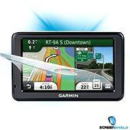 ScreenShield pro Garmin Nüvi 2495LMT na displej navigace