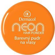 Dermacol Neon Hair Powder No.2 - Orange 2,2 g