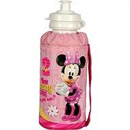 Láhev na pití v termo obalu 550 ml - Disney Minnie