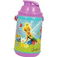 Láhev na pití 450 ml - Disney Víla Zvonilka