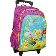 Junior batoh na kolečkách - Disney Víla Zvonilka