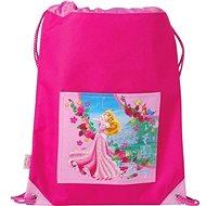Taška na tělocvik nebo přezůvky - Disney Princezny - Růženka