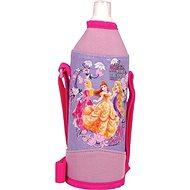 Láhev na pití v termo obalu 750 ml - Disney Princezny - Bella, Locika, Růženka