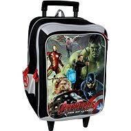 Školní batoh na kolečkách Marvel Avengers