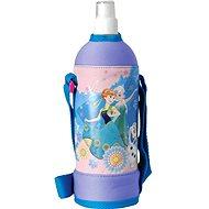Láhev na pití v termo obalu 750 ml - Disney Ledové království