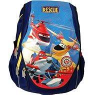 Anatomický školní batoh Abb - Disney Letadla