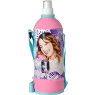 Láhev na pití v termo obalu 750 ml - Disney Violetta