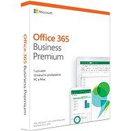 Microsoft Office 365 Business Premium Retail CZ (BOX)