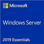Microsoft Windows Server Essentials 2019 x64 CZ, 1-2 CPU (OEM) ( BOX )