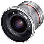 Samyang 12mm F2.0 Fuji X (Silver)