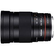 Samyang 135mm F2.0 Nikon AE