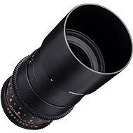 Samyang 100mm T3.1 VDSLR Canon