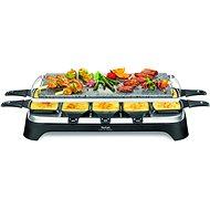 Tefal PR457812 Raclette Inox & Design