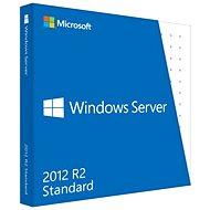 Fujitsu Microsoft Windows Server 2012 R2 Standard - pouze s Fujitsu serverem - hlavní licence