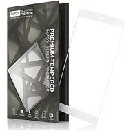 Tempered Glass Protector Rámečkové pro Honor 7X Bílé