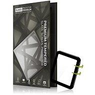 Tempered Glass Protector Rámečkové pro Apple Watch 3 42mm Černé