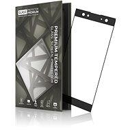 Tempered Glass Protector Rámečkové pro Sony Xperia XA2 Ultra Černé