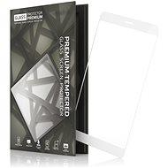 Tempered Glass Protector Rámečkové pro Honor 8 Pro / V9 Bílé