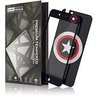 Tempered Glass Protector 0.3mm pro iPhone 5/5S/SE, Obrázkové, CT10