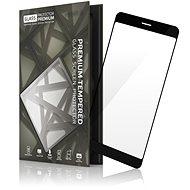 Tempered Glass Protector Rámečkové pro Huawei P Smart Černé