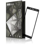 Tempered Glass Protector Rámečkové pro Sony Xperia XZ2 Compact Černé