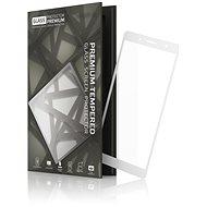 Tempered Glass Protector Rámečkové pro Sony Xperia XZ2 Compact Bílé