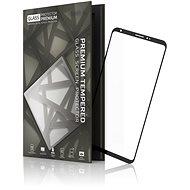 Tempered Glass Protector Rámečkové pro LG V30 Černé