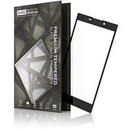 Tempered Glass Protector Rámečkové pro Sony Xperia L2 Černé