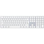 APPLE Magic Keyboard s číselnou klávesnicí - česká