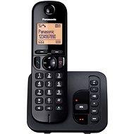 Panasonic KX-TGC220FXB se záznamníkem Black