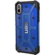 UAG Plasma Case Cobalt Blue iPhone X