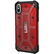 UAG Plasma Case Magma Red iPhone X