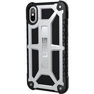 UAG Monarch Case Platinum iPhone X