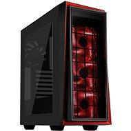 SilverStone Redline RL06BR-PRO černo-červená