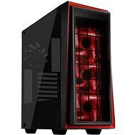 SilverStone Redline RL06BR-GP černo-červená